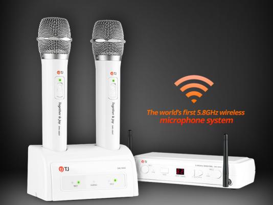 Micro Karaoke Không Dây TJ DWS5800