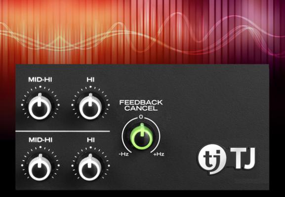 Amply Karaoke TJ TA-G401