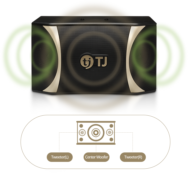 Loa Karaoke TJ TS-G80