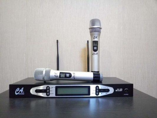 micro-karave-sinh-và-bao-quan-microoke-CA-sound-CA-M10